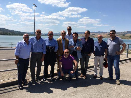Diga Campolattaro, visita di lavoro a Conza della Campania per il Tavolo tecnico