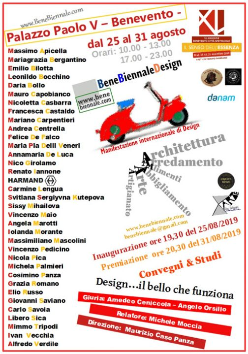 BeneBiennaleDesign, pronti partenza via!
