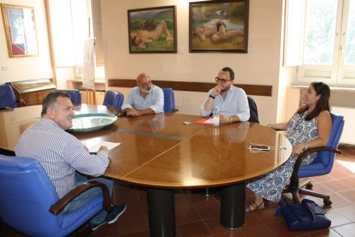 Tmv Acerra, DI Maria incontra i rappresentanti dei partiti politici