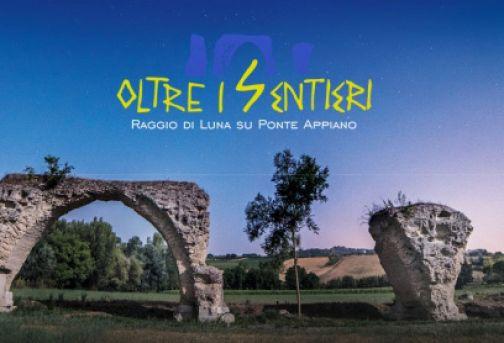Tutto pronto per 'Oltre i sentieri: raggio di luna su Ponte Appiano'