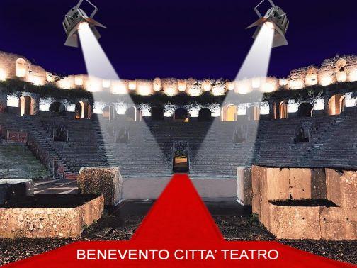 Conto alla rovescia per Benevento Città Teatro, prenotazioni dal 1 settembre