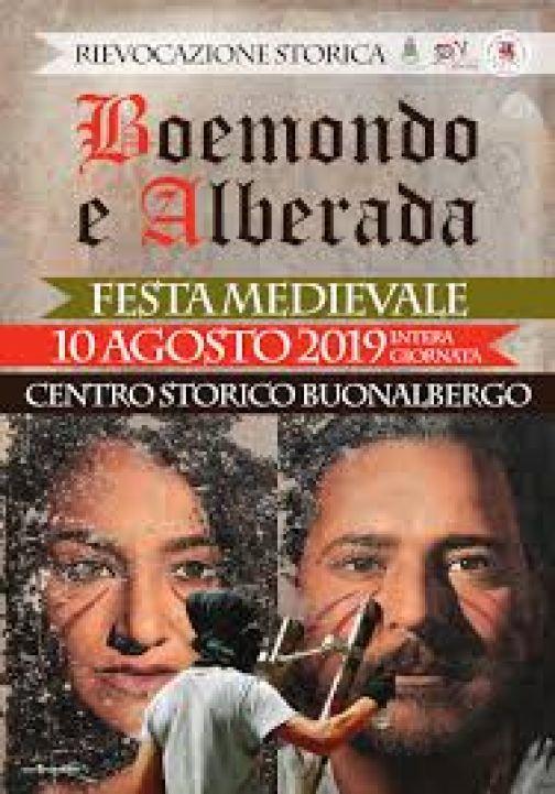 A Buonalbergo rievocazione storica 'Boemondo e Alberada'