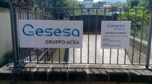 Benevento, Gesesa: 'In alcune zone della città  interruzione idrica'