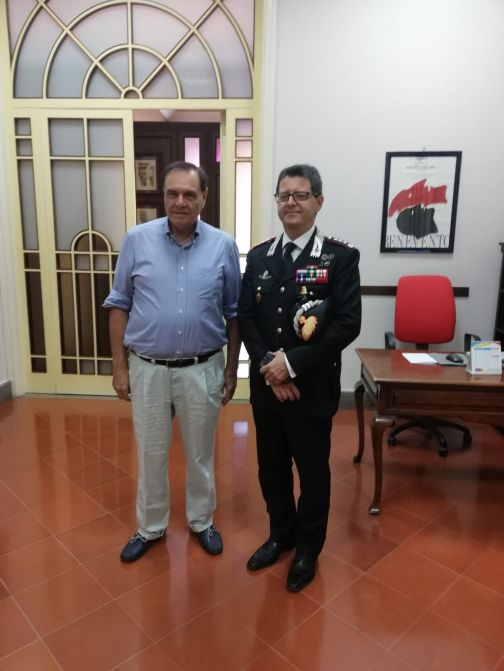 Puel lascia l'incarico, ricevuto dal sindaco Mastella