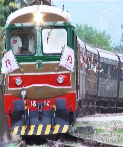 Pellegrinaggio Pietrelcina-Assisi con il treno storico: esauriti posti disponibili
