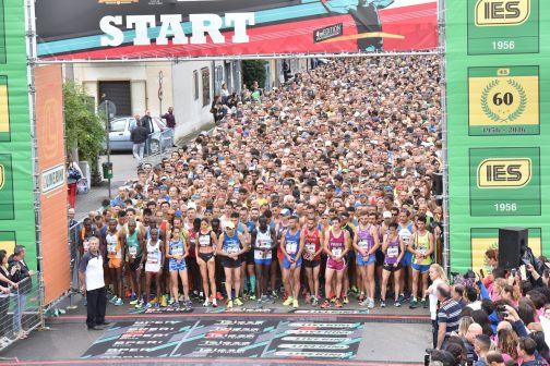 Telesia Half MArathon, il 6 ottobre la quinta edizione di corsa Internazionale su strada