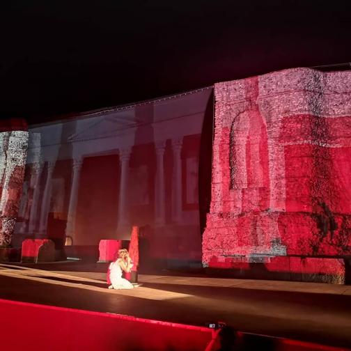 Grande successo per Benevento Città Teatro, boom di presenze .Più di mille le prenotazioni
