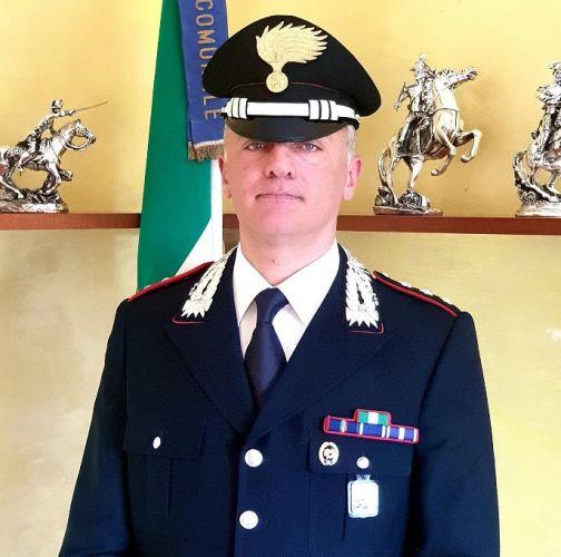 Cerreto, insediato il nuovo comandante dei Carabinieri