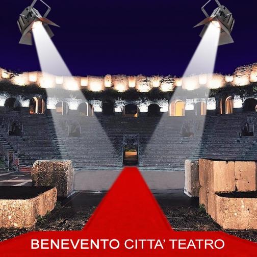 Benevento Città Teatro, la presentazione dell'evento multimediale.