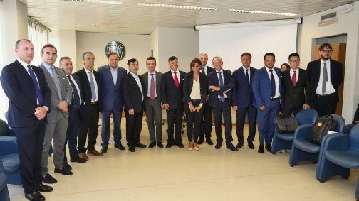 Confindustria, investitori Cinesi a Benevento