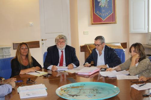 Contratto decentrato, Delegazione trattante alla Provincia di Benevento