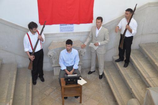 Alla Biblioteca Provinciale presentato in anteprima il film 'Il giovane Pertini'