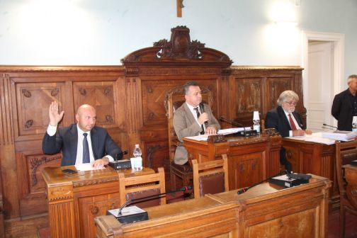 Rocca, Consiglio provinciale: approvato rendiconto di gestione 2018