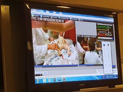 Fatebenefratelli, successo per il corso di simulazione emergenze in sala parto