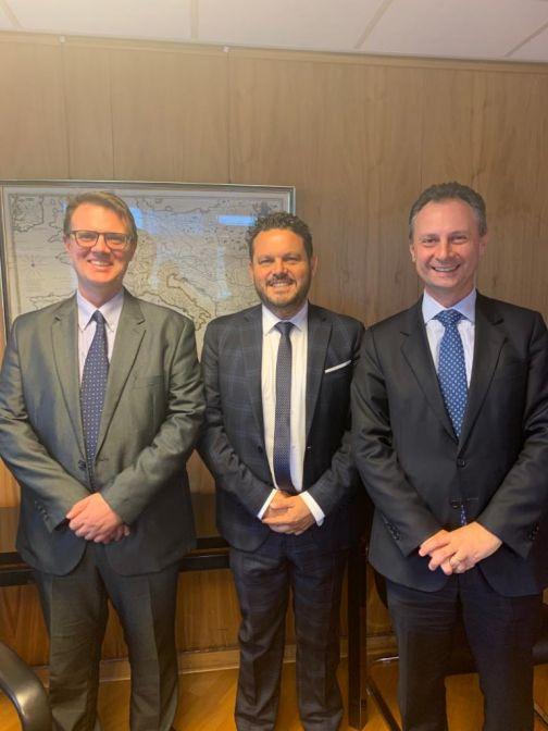 Il Presidente dell'Ance Benevento a Bruxelles per nuove opportunità per l'edilizia