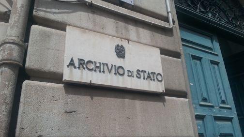 Archivio di Stato, apertura straordinaria domenica 13 ottobre