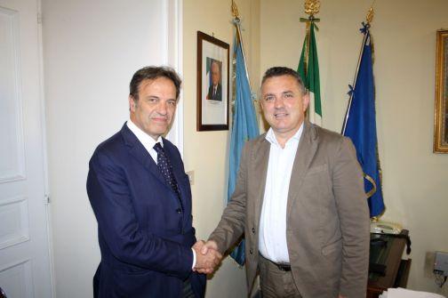 Nicola Boccalone Direttore generale della provincia di Benevento