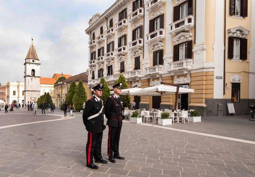 Benevento, alle 16.00 presentazione Calendario Storico dell'Arma dei Carabinieri