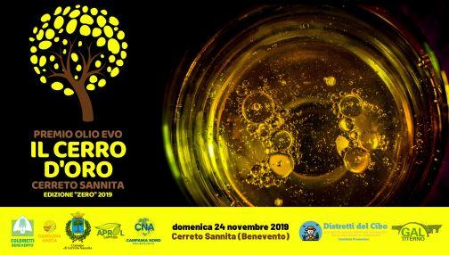 Cerro D'Oro, Coldiretti: 'Boom iscritti per il primo premio sannita dedicato all'olio'