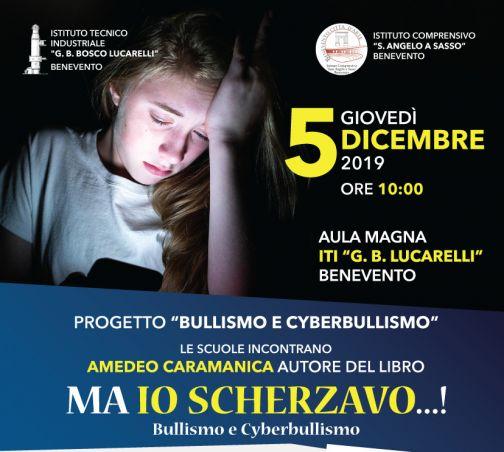 Istituti Lucarelli e Sant'Angelo a Sasso insieme contro il bullismo