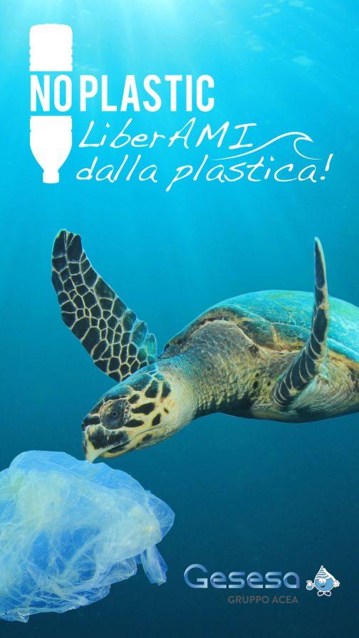 Gesesa aderisce alla Campagna di Sensibilizzazione di Ambiente Mare Italia