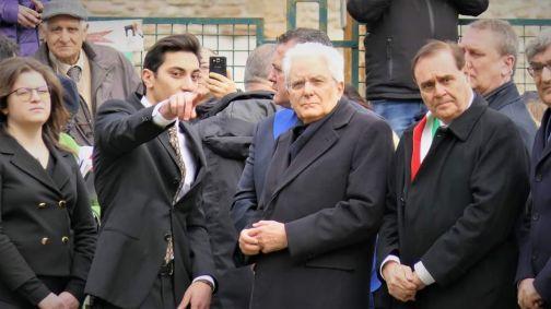 Incontro con il Presidente della Repubblica Sergio Mattarella