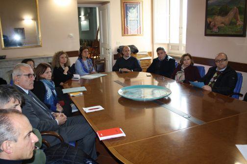 Rocca, incontro con i dirigenti scolastici della provincia di Benevento