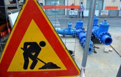 Guasto improvviso, sospensione idrica in alcune zone di S. Agata