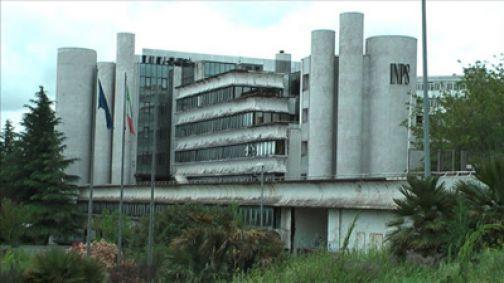 Ex edificio Inps, cantiere messo in sicurezza