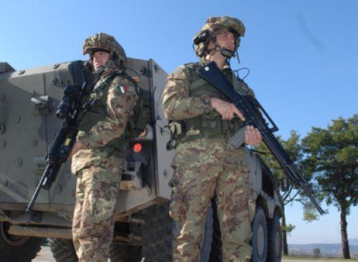 Covid-19, Campania: in arrivo primi contingenti Esercito