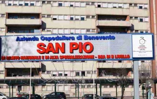 L'Ospedale San Pio di Benevento rischia di diventare un focolaio di contagio, Mastella intervenga