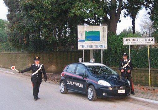 San Lorenzello, 41enne aggredisce convivente: arrestato dai Carabinieri