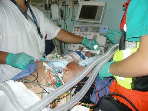 Dall'Imeva un ventilatore polmonare per il San Pio
