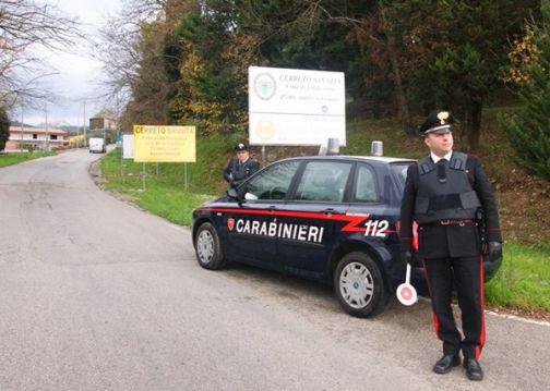 Cerreto Sannita, tenta di accoltellare compagno: arrestata dai Carabinieri