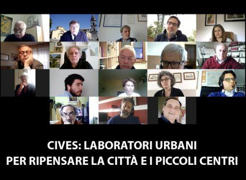 Cives: laboratori urbani per ripensare città e piccoli centri