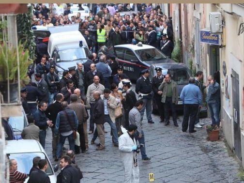 Sant'Agata, 7° anniversario della morte di Tiziano Della Ratta, medaglia d'oro al valor militare alla memoria