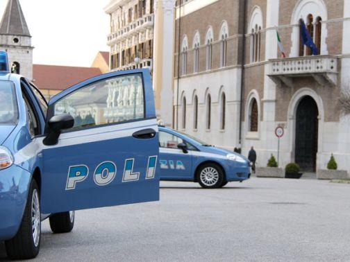Detenzione ai fini di spaccio, due uomini arrestati dalla squadra mobile della Polizia
