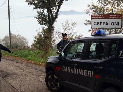 Valle Caudina, controlli mirati dei Carabinieri: un arresto, 7 denunce, 2 fogli di via e 5 sequestri di auto