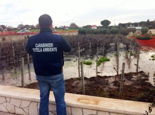 Inquinamento, frode e truffa: 33 indagati dalla Procura, sequestrati 12 depuratori nel Sannio