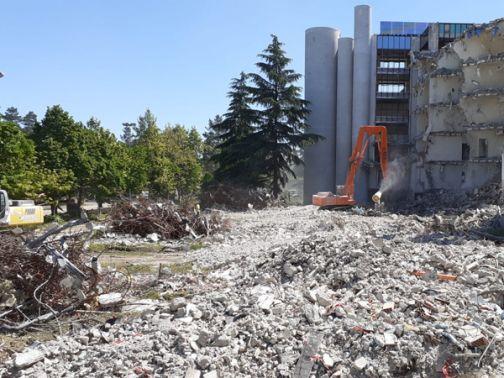 Di Dio e Delli Carri sull'ex palazzo Inps: a chi servono questi nuovi alloggi?