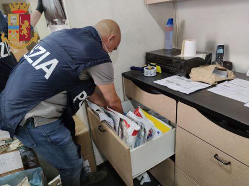 """Antiterrorismo, operazione """"Mosaico 2″ della Polizia: perquisizioni anche nel Sannio"""