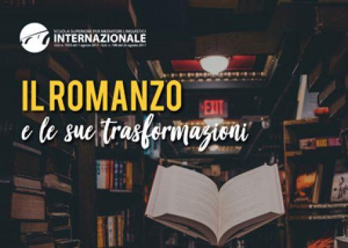 Il Romanzo e le sue trasformazioni, lezioni online