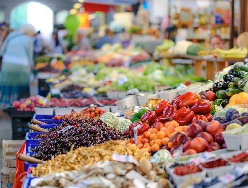 Benevento, da domani, mercoledì 13 maggio, riaprono i mercati alimentari