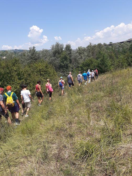 Lipu e Fai: successo per le escursioni in bici e a piedi