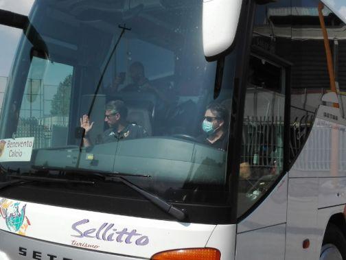 Benevento Calcio, partita la nuova stagione