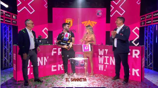 ESerieA Tim, FIFA 2021: il Benevento Esport UT7 di Danipitbull vince lo Scudetto della prima edizione