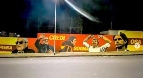 Benevento Calcio, il saluto di Pippo Inzaghi