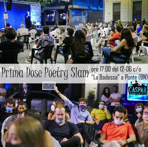 Ponte, Poetry Slam: il 12 giugno dal vivo