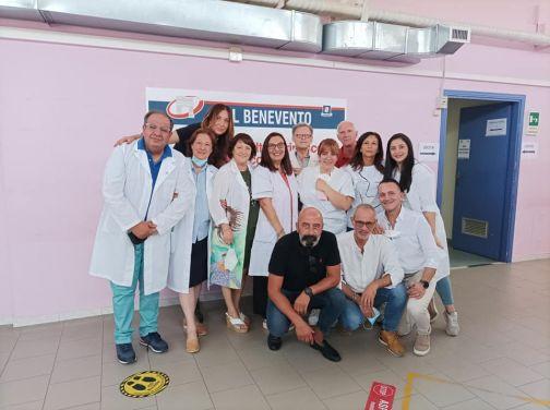 Benevento, Centro Vaccinale Via Minghetti: oggi ultimo giorno di vaccinazione