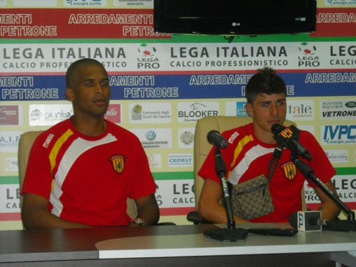 Wagner Fogolari e Antonio Vacca